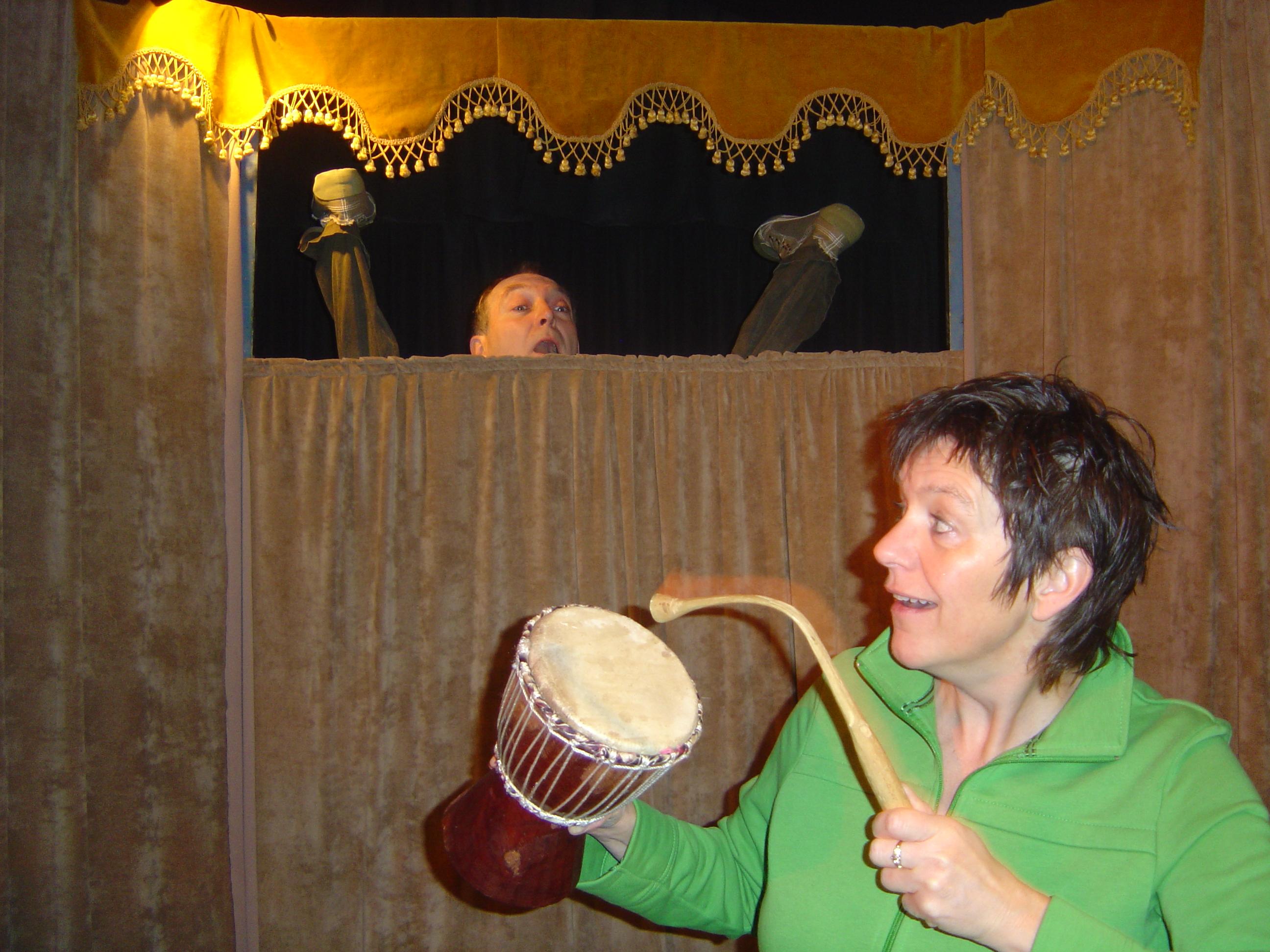 Zoldertheater speelt Tovertijd. (Foto: aangeleverd)