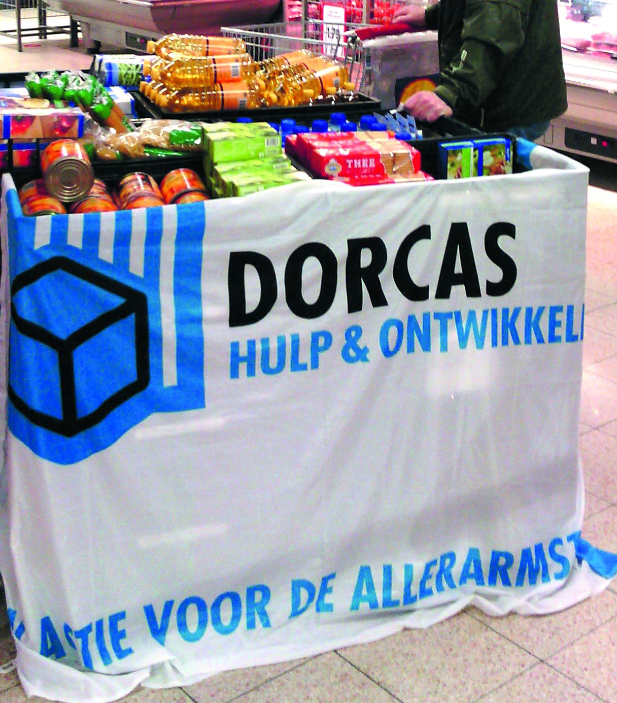 Dorcas werkt aan blijvende verandering in het leven van de allerarmsten. (Foto: aangeleverd)
