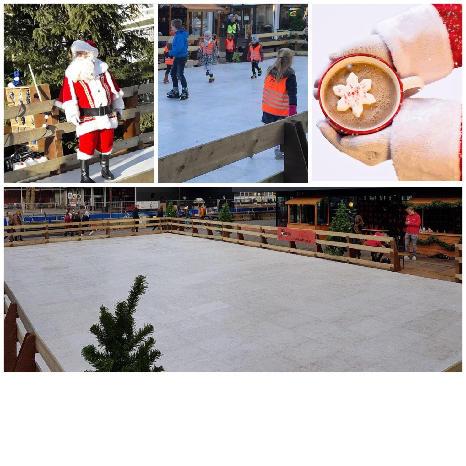 """Heiloo on Ice<br /><span class=""""chapeau"""">Winkelen in winkelcentrum 't Loo is n&oacute;g leuker tijdens de feestdagen</span>"""