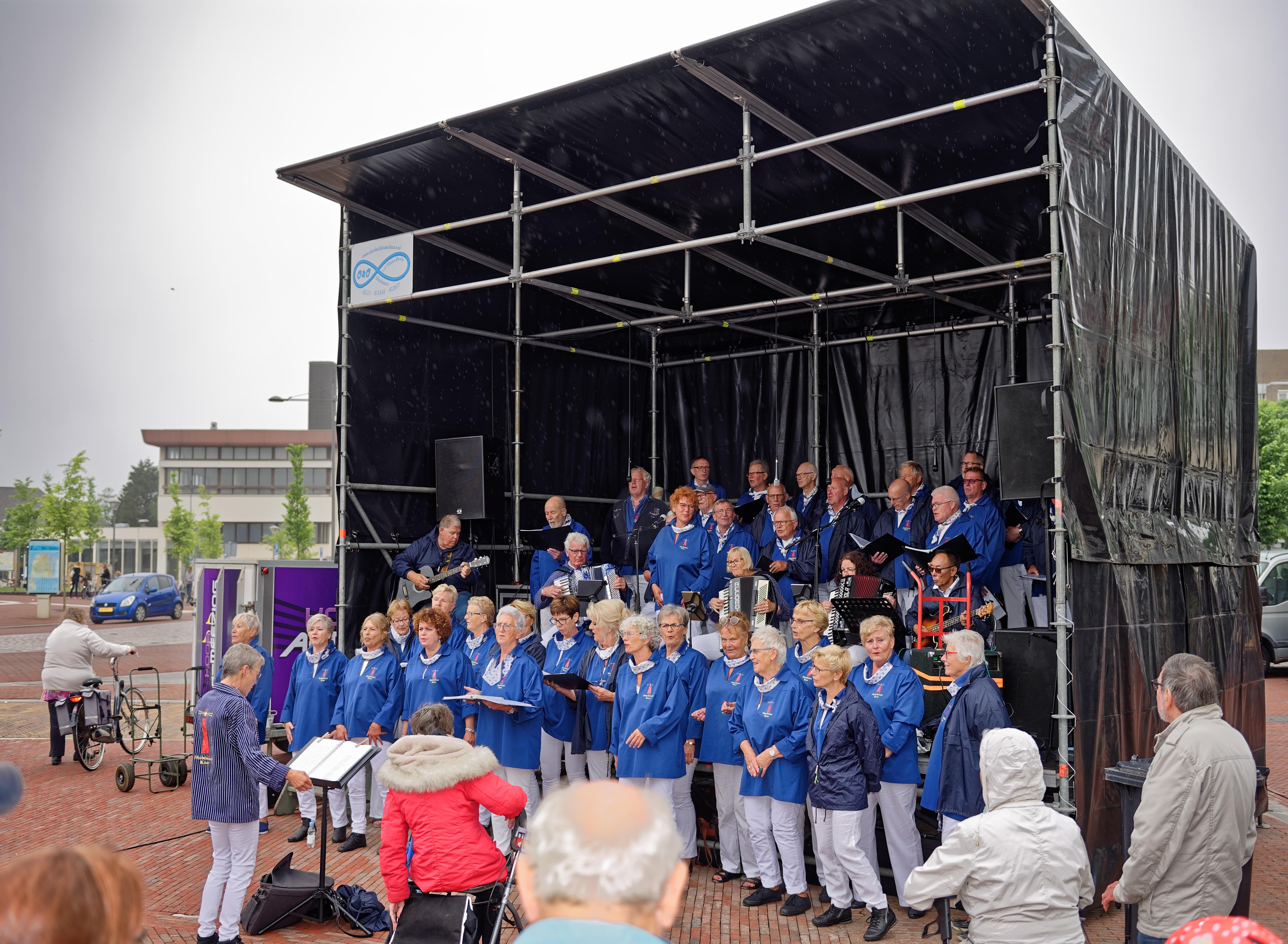Amateurmusici mogen elk jaar weer deelnemen aan de Dag van de Muziek in Den Helder. (Foto: aangeleverd)