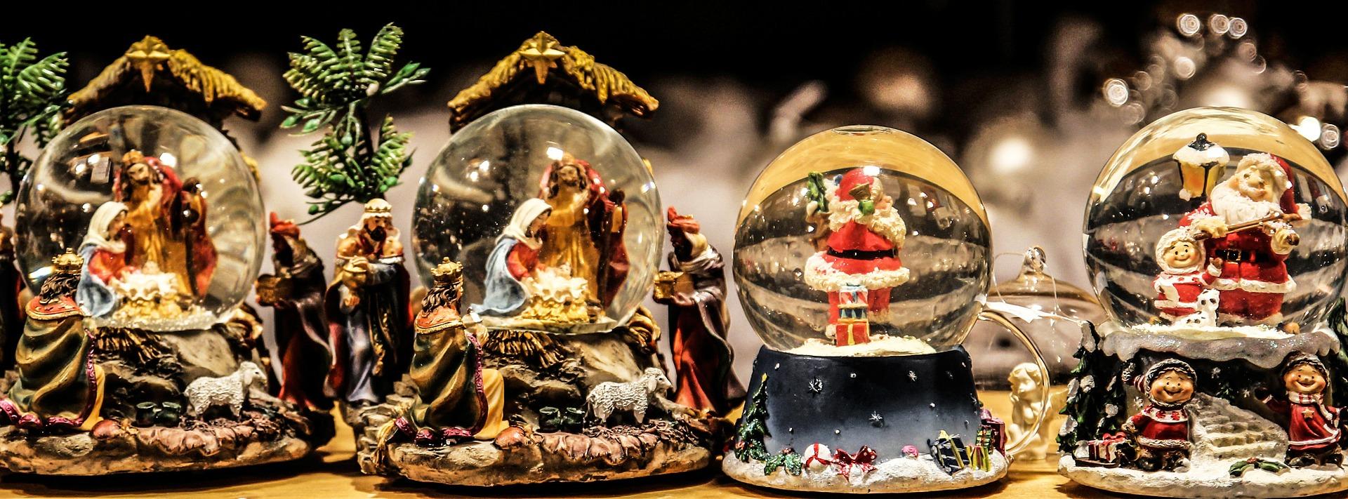 Een en al gezelligheid tijdens de kerstmarkt (Foto: Pixabay)