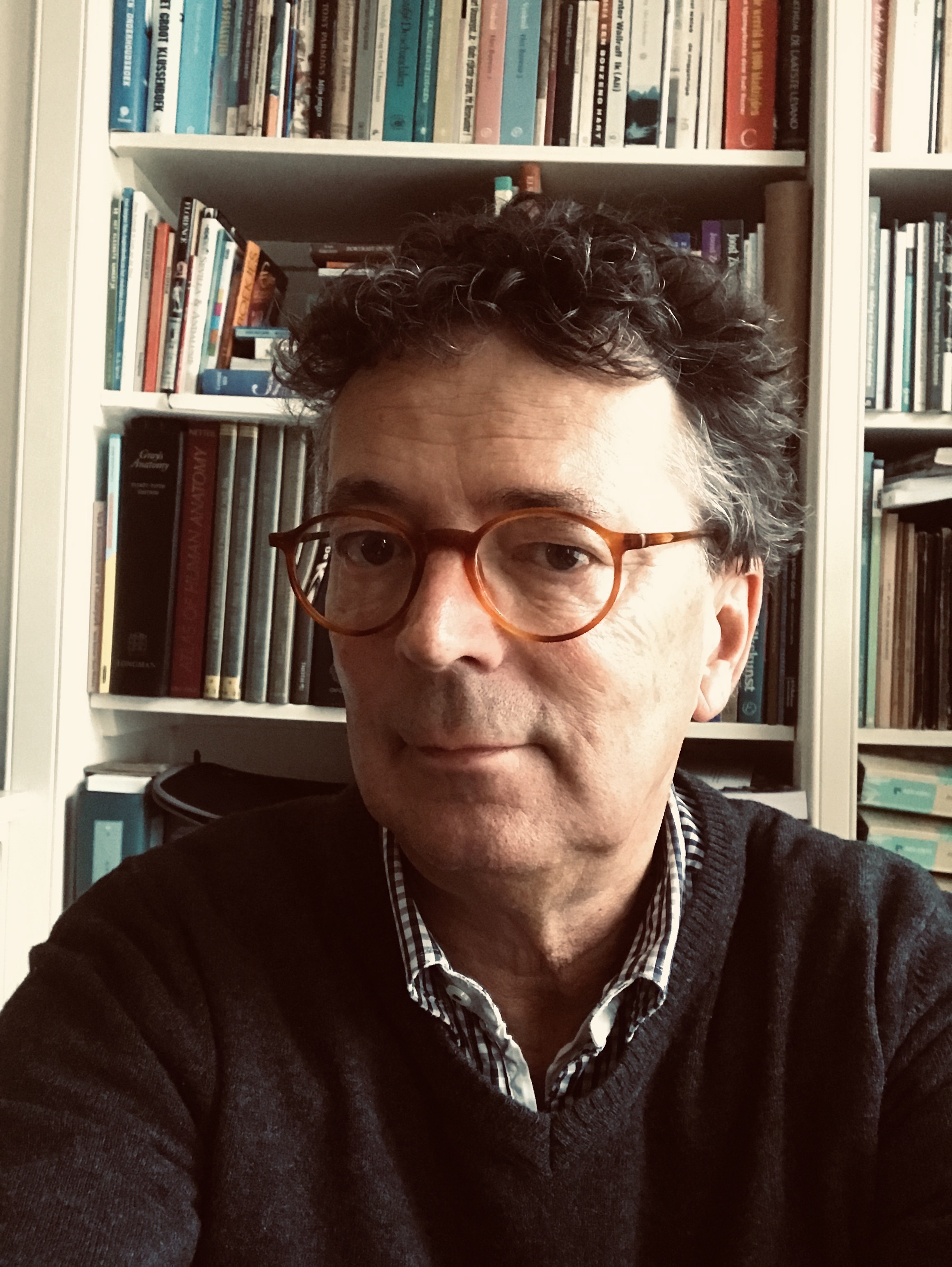 Huisarts Wim Bok. (Foto: aangeleverd)