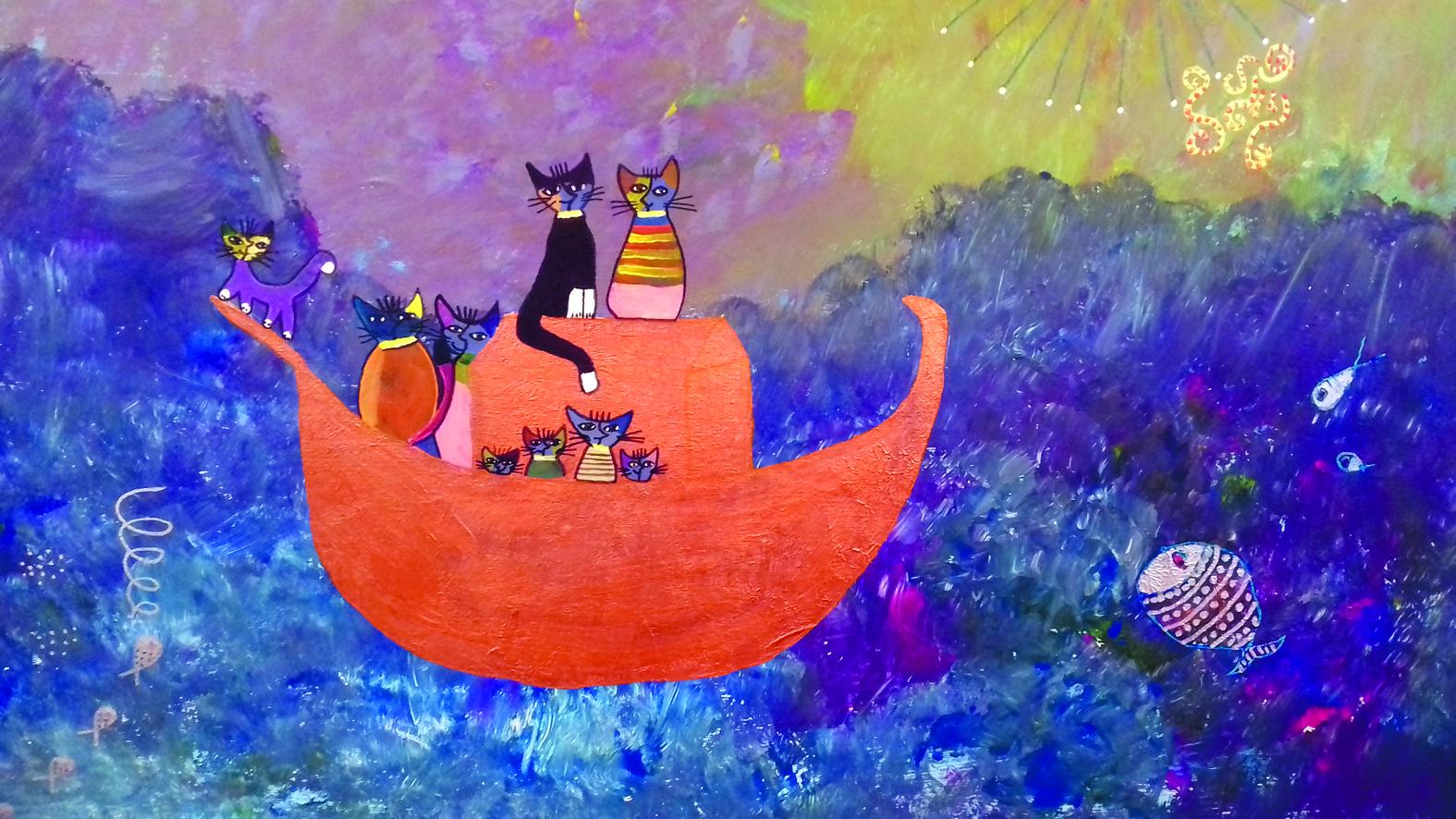 Ark van Noah. (Foto: aangeleverd)