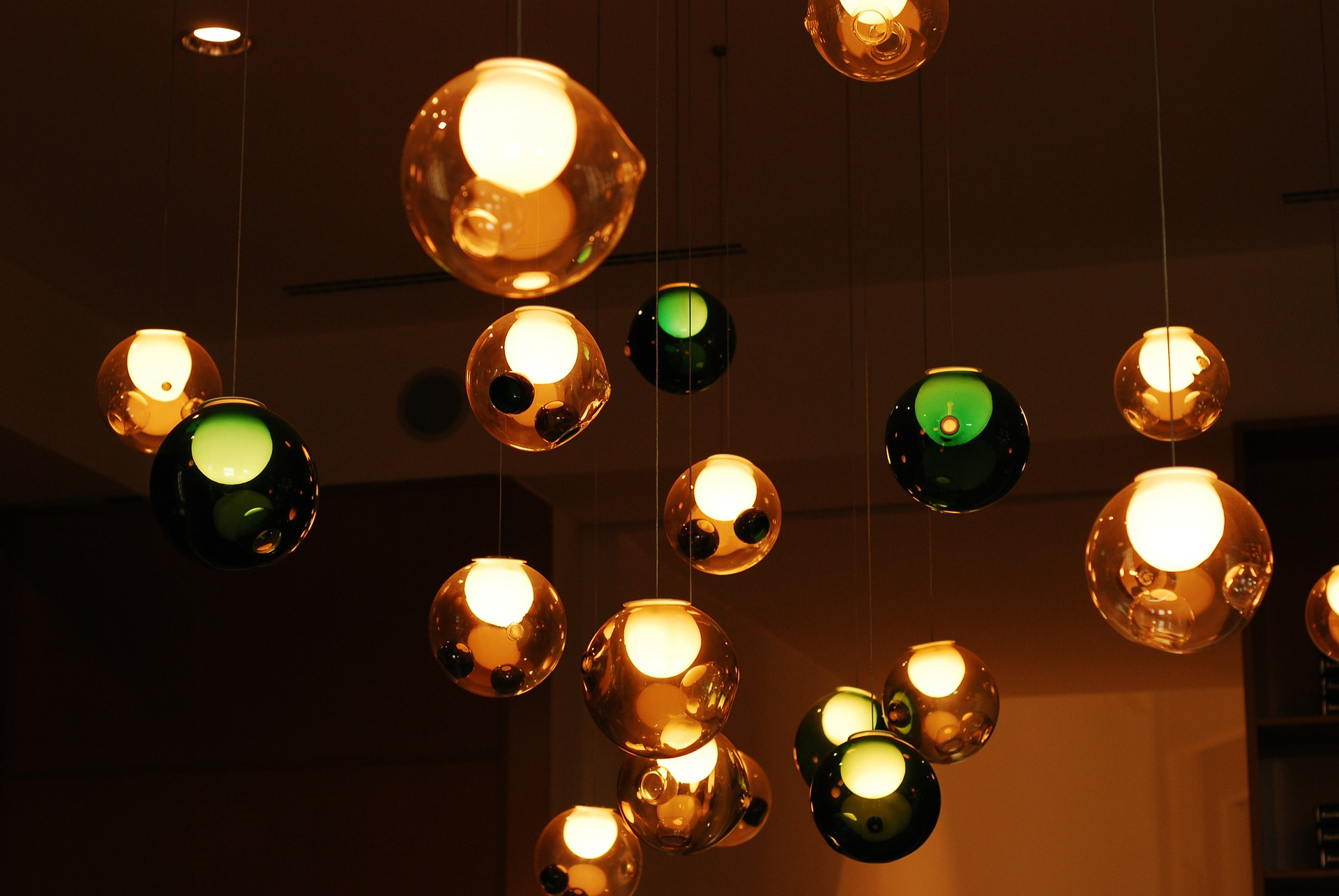 Licht zorgt voor warmte en geborgenheid (Foto: Pixabay)