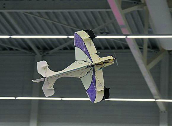 De zogeheten club-quadcopter. (Foto: aangeleverd)