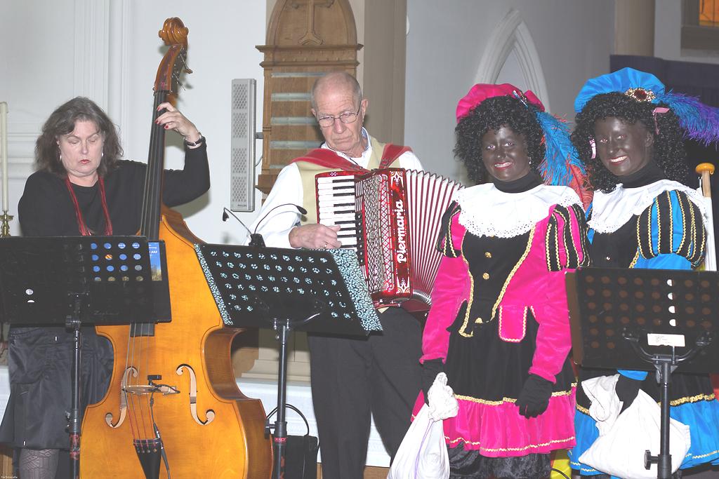 Het 25-jarig jubileum zaterdag was een gedenkwaardige gebeurtenis met een groot wij-gevoel. (foto: Frits van Eck)  rodi.nl © rodi