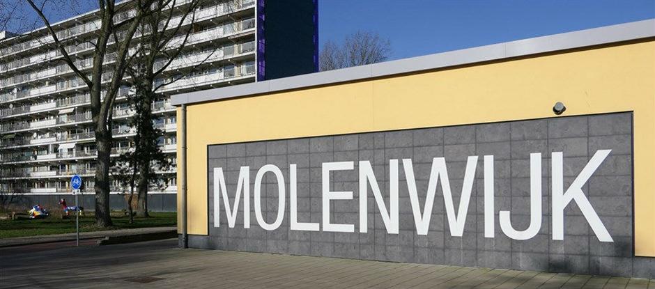 50 jaar Molenwijk. (Foto: gemeente Amsterdam)
