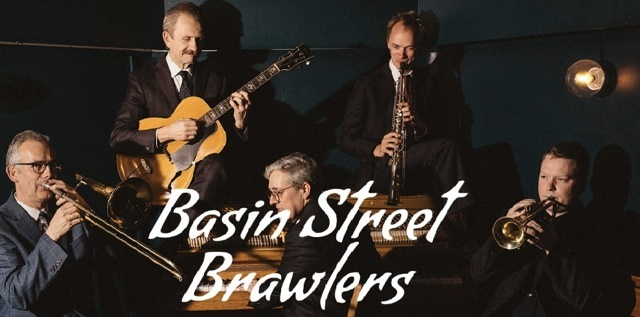 The Basin Street Brawlers. (Foto: aangeleverd)