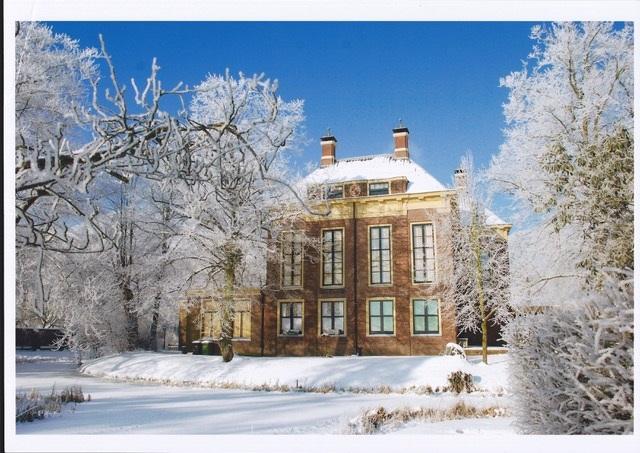 Winterrondleiding met gids van de Historische Vereniging Heiloo. (Foto: aangeleverd).