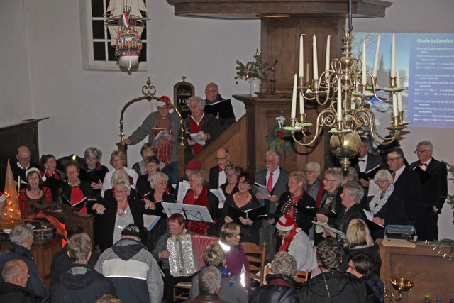 De kerk van Krommeniedijk. (Foto: Daan Ruijter/Rodi Media) rodi.nl © rodi