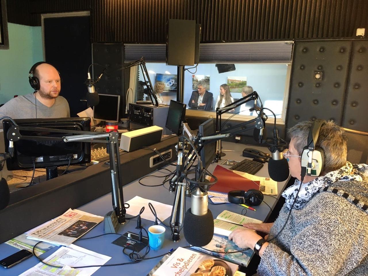 De LOL radio- en tv-studio nu. (Foto: aangeleverd)