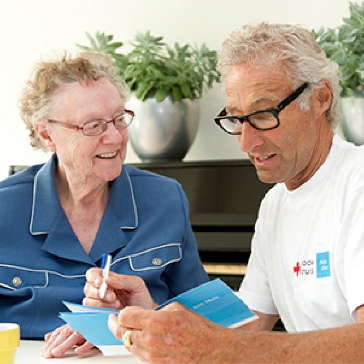 Rode Kruis en Welzijn Bergen organiseren workshop 'Goed Voorbereid'. (Foto: aangeleverd).