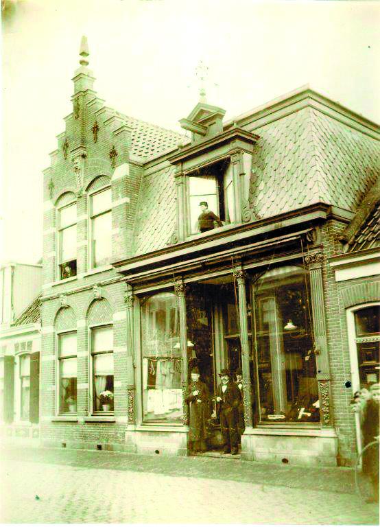 Winkelpand Graaff in de Spoorstraat. (Foto: aangeleverd)