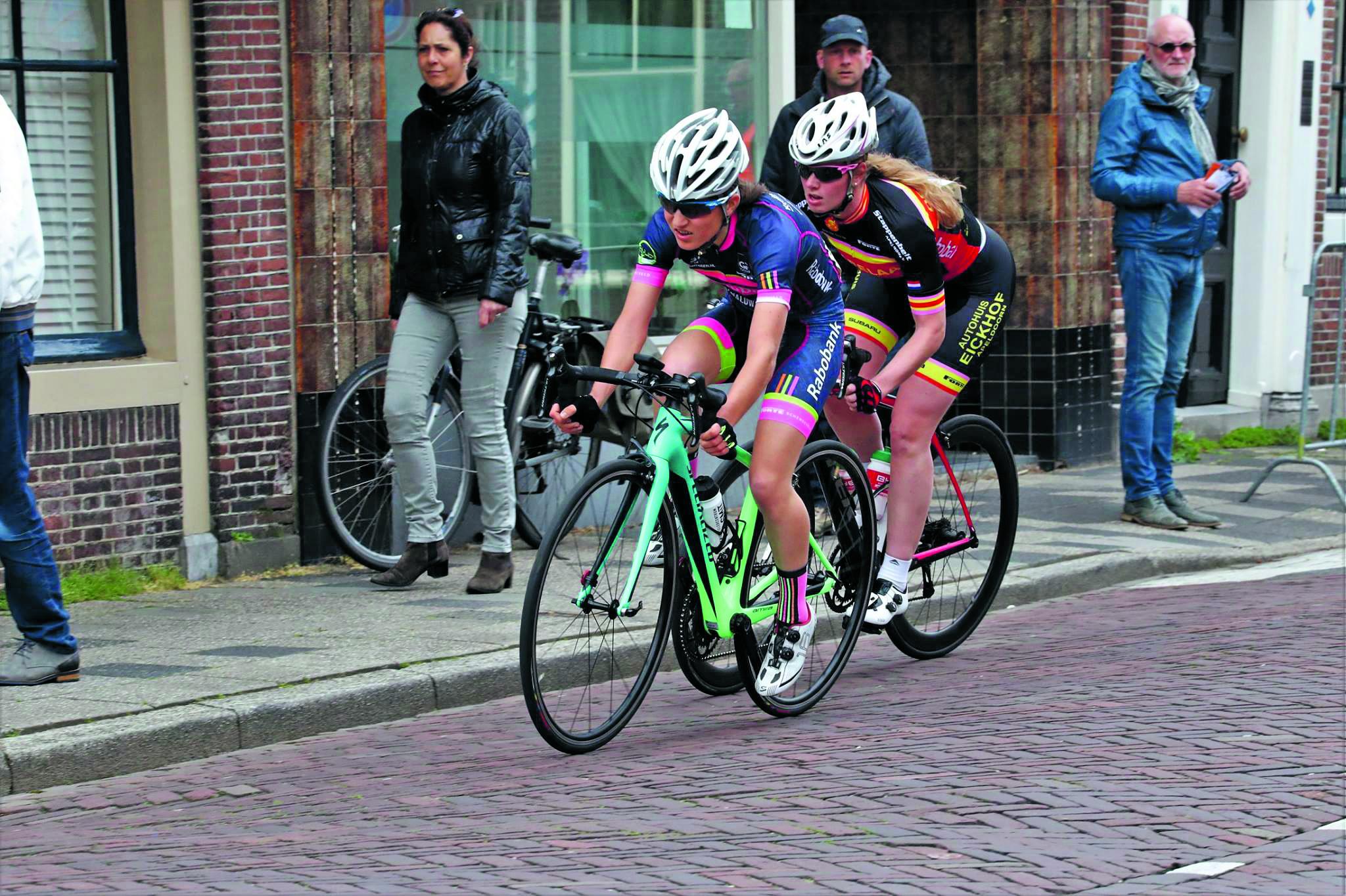 Pernilla van Rozelaar zoekt uitdagingen om zich te blijven ontwikkelen. (Foto: aangeleverd) rodi.nl © rodi