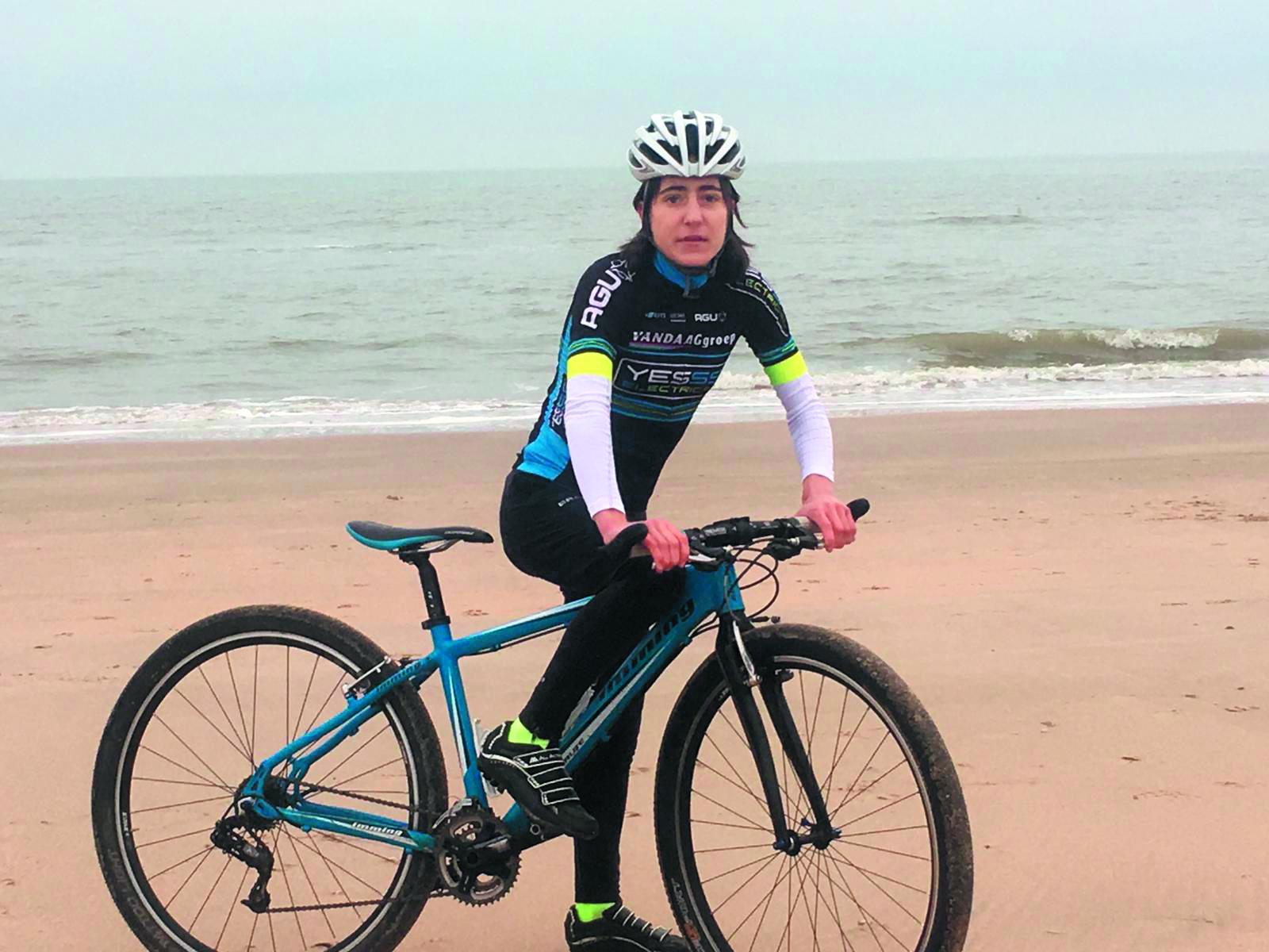 Pernilla van Rozelaar zoekt uitdagingen om zich te blijven ontwikkelen. (Foto: aangeleverd)
