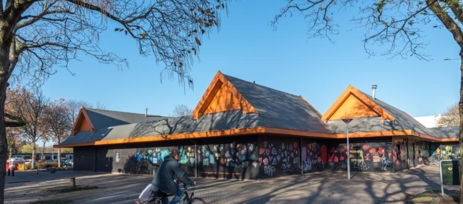De Parlevinker in de Banne (Foto: gemeente Amsterdam)