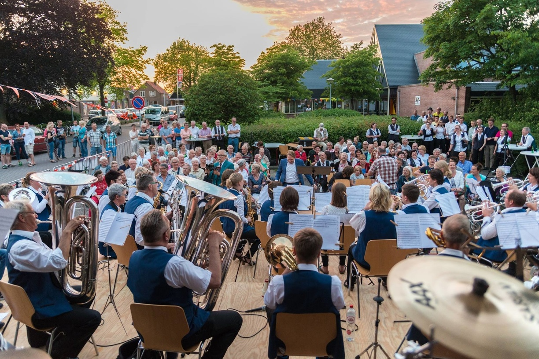 Bij St. Caecilia Zwaag is er op maandag 21 januari een open repetitie. (Foto: aangeleverd).