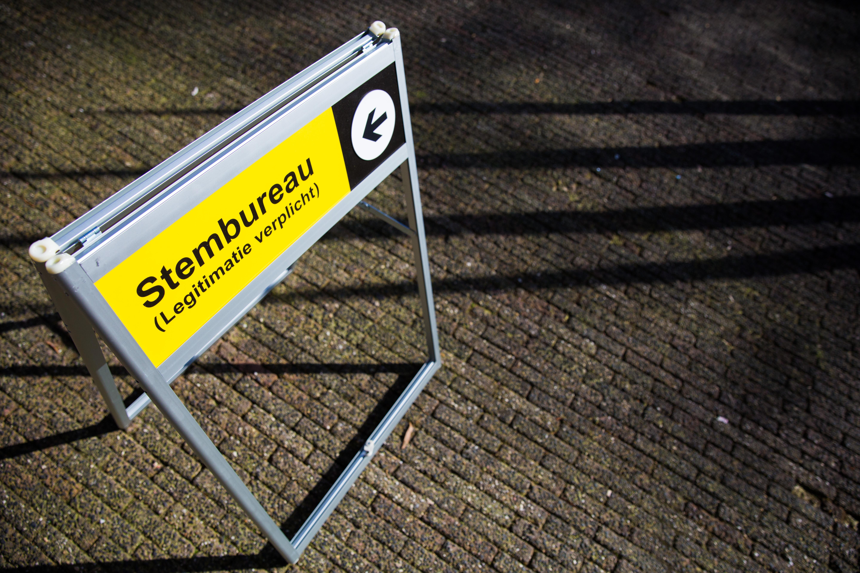 De uitslag van de Alkmaarse gemeenteraadsverkiezingen. (Afbeelding: NOS) rodi.nl © rodi
