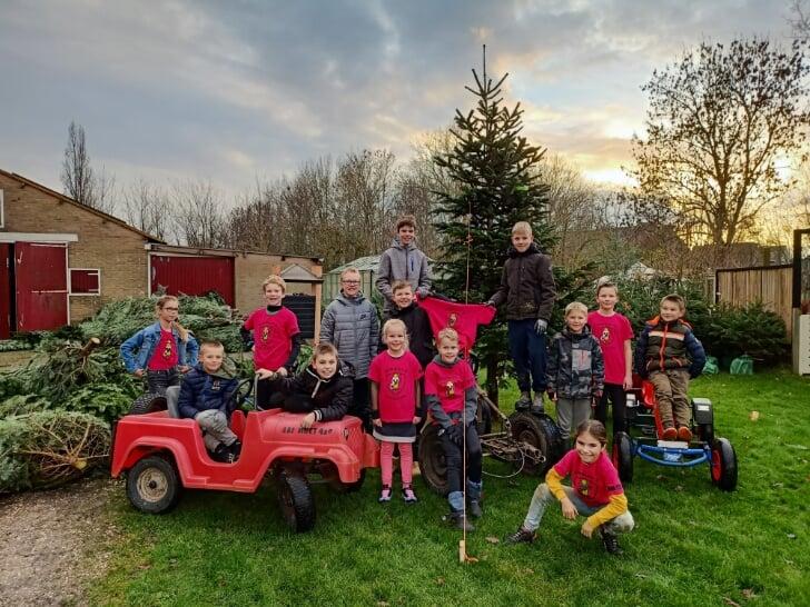 Kerstboominzameling Waarland Schagen