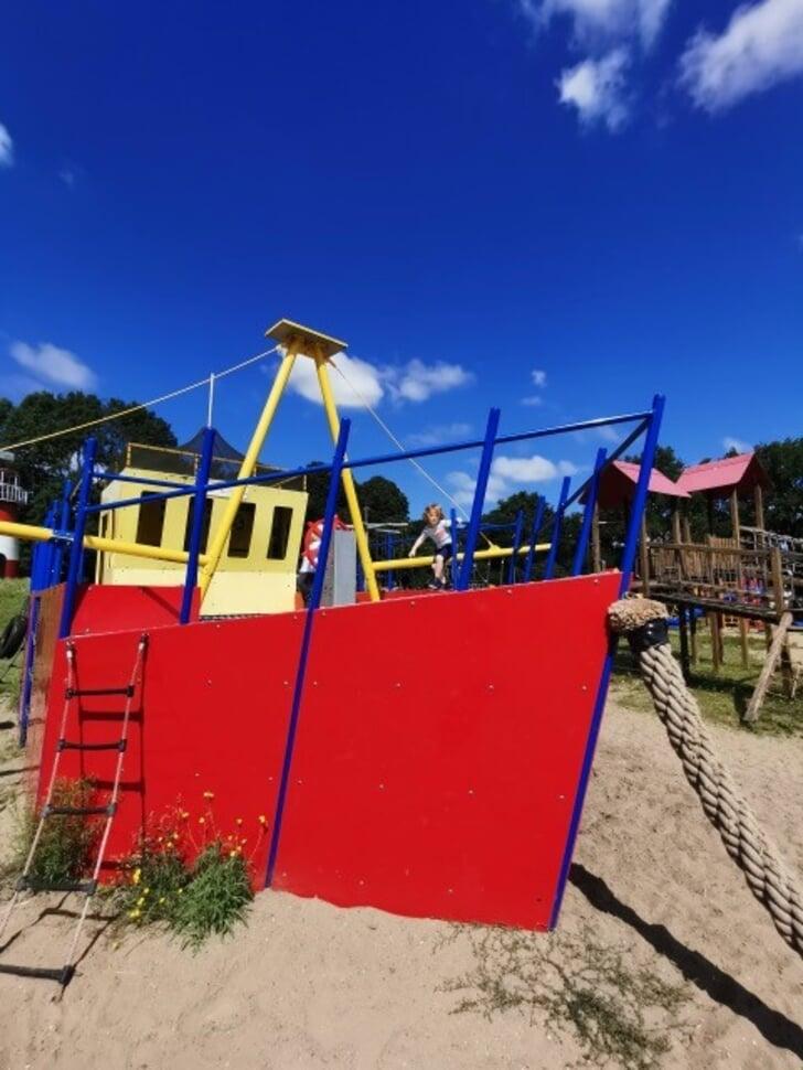 de veilige haven meivakantie kinderen haarlem