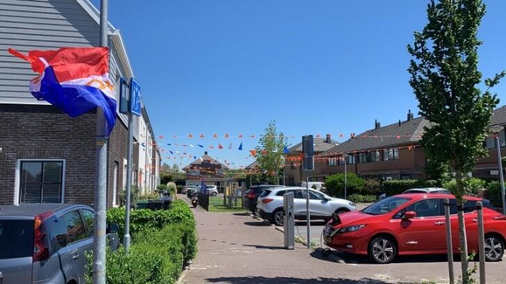 oranjestraat noord-holland ek voetbal 2021
