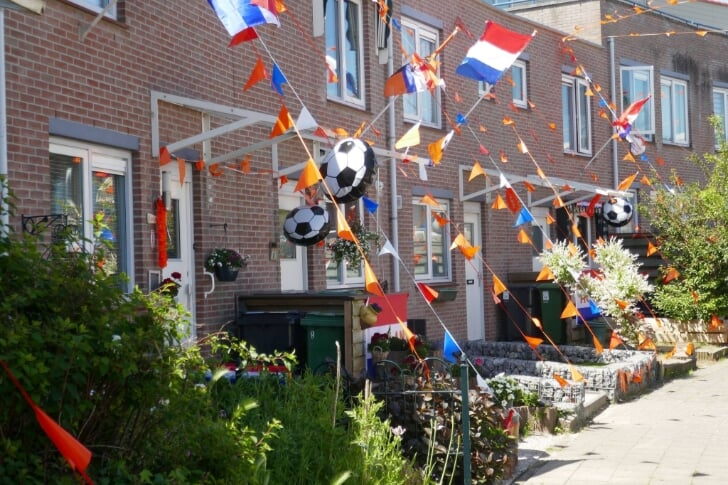 ek voetbal 2021 haarlem oranje