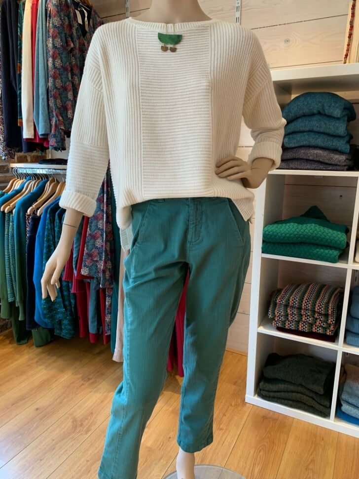 duurzame kleding fair fashion broek trui