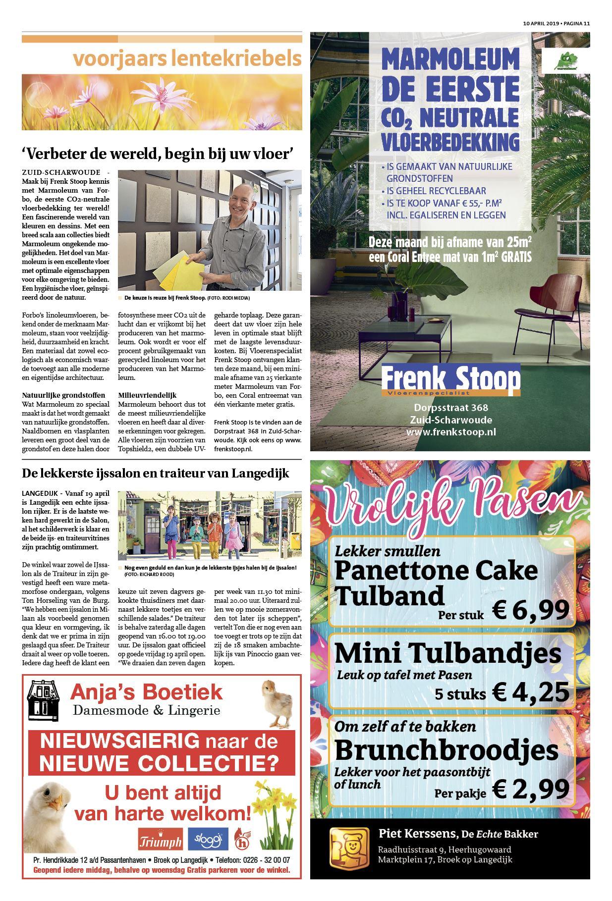 30f9ed7bc0c Langedijker Nieuwsblad 10 april 2019