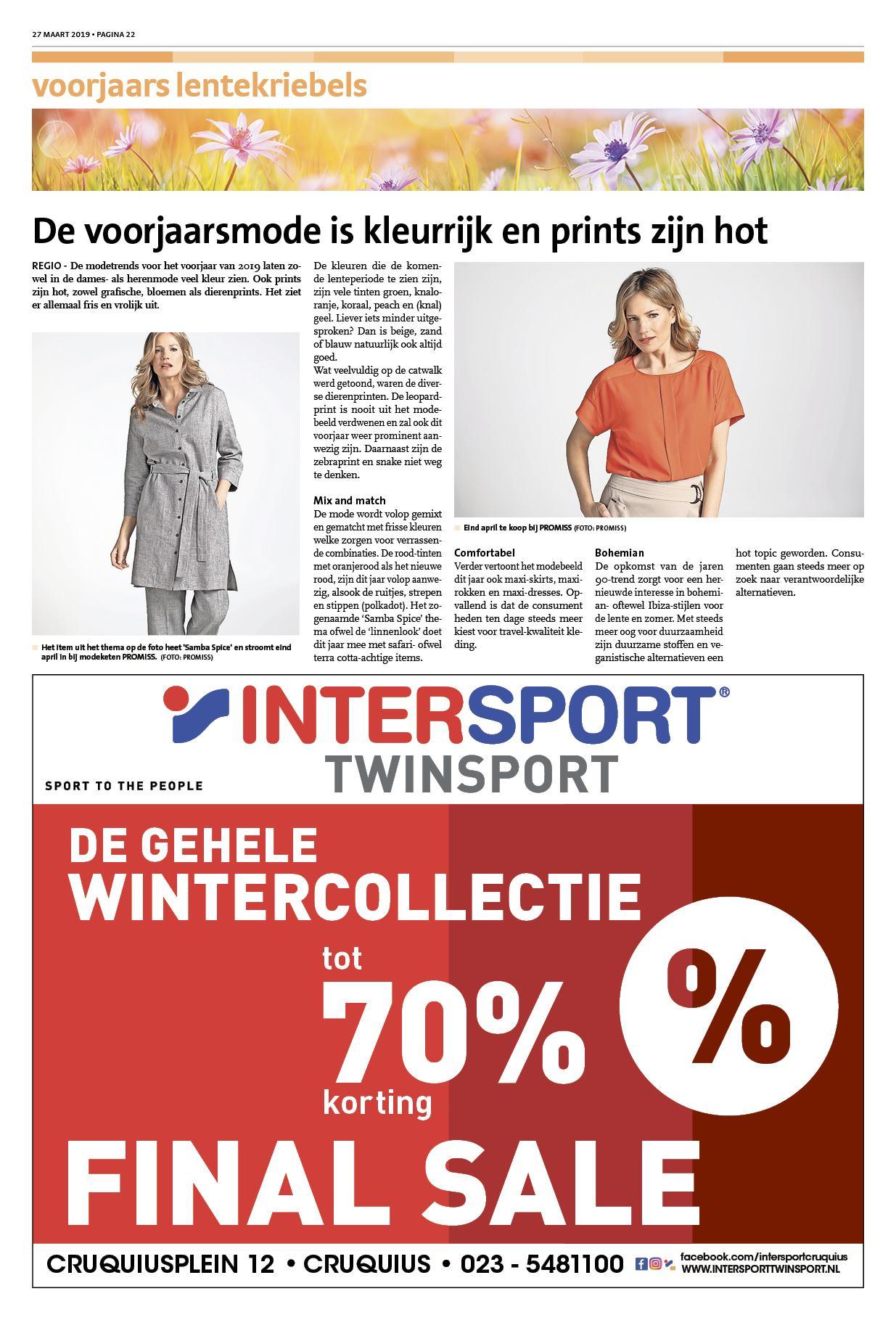 b09f9f63e41977 Nieuwsblad Haarlemmermeer 27 maart 2019
