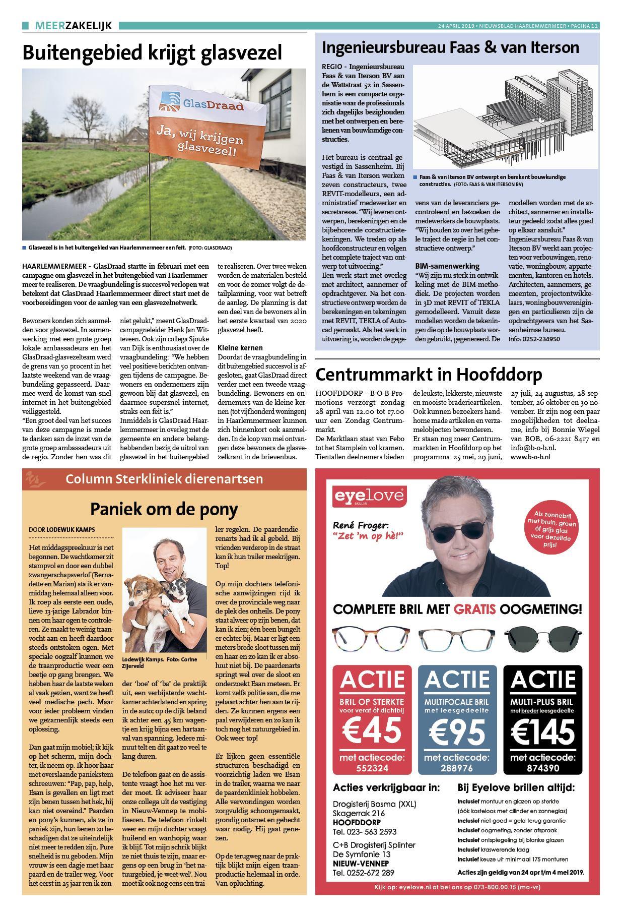 4ea4d1ecedc4a4 Nieuwsblad Haarlemmermeer 24 april 2019