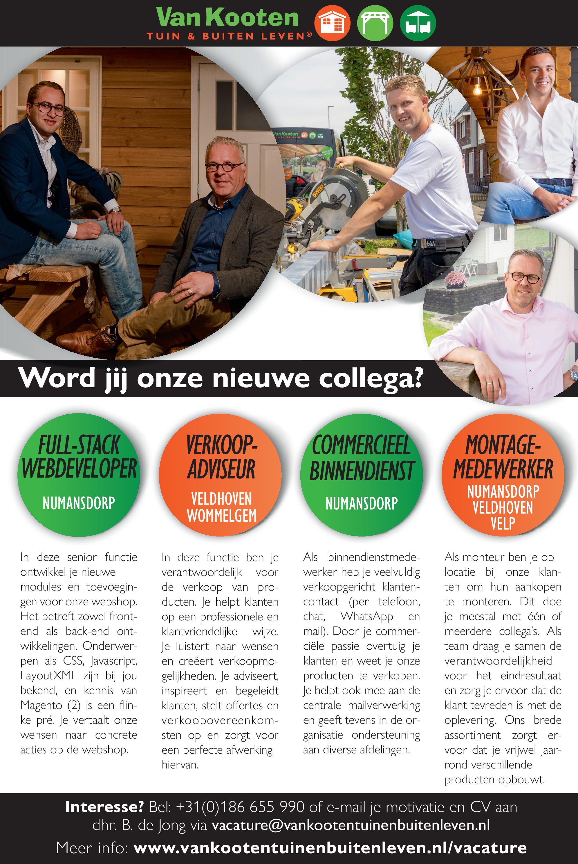 Vacaturebank   GrootHellevoet nl
