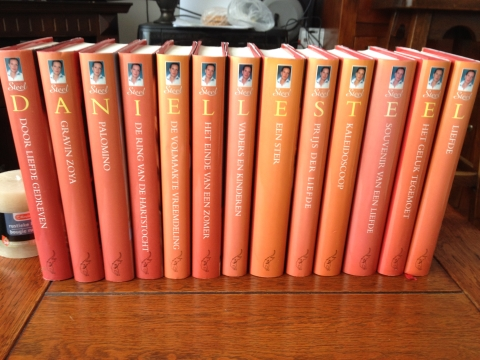 Boeken van danielle steel