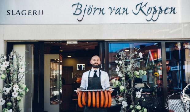 Björn van Koppen. Foto: (PR)