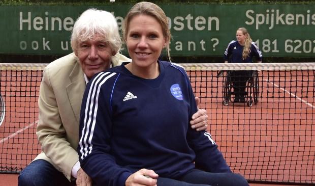 Esther's Foundation won de Paul van Vliet Award. Fotografie: René Bakker