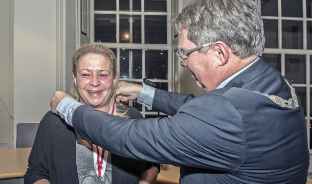 Vorig jaar is Heleen Wemerman tot Poorteres van het jaar 2016 benoemd (Archieffoto: Jos Uijtdehaage)