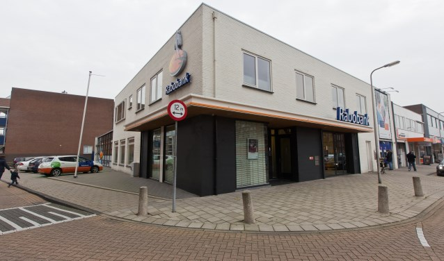 Het advieskantoor van Rabobank Naaldwijk verhuist binnenkort.