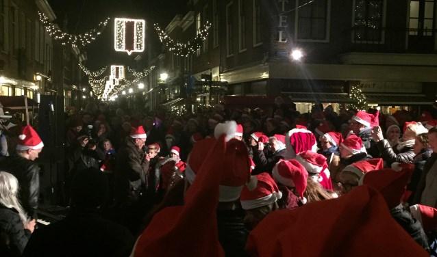 De aftrap van alle kerstactiviteiten is op vrijdag 8 december om 19.00 uur op de Markt in Brielle