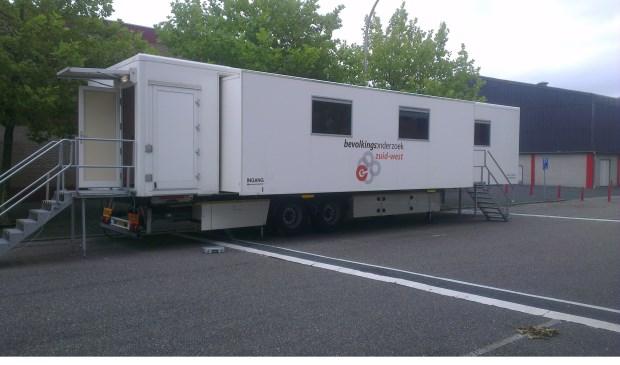 Het onderzoekscentrum staat vanaf 21 juli weer in Spijkenisse.
