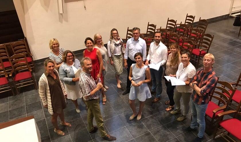 Samen met het Orion Barok Orkest en zangsolisten wordt een programma gemaakt met louter Bach-werken.