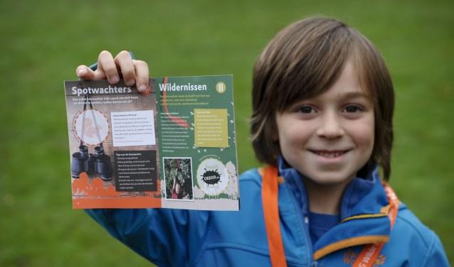 Natuurmonumenten wil kinderen en hun ouders stimuleren om vaker naar buiten te gaan. Lekker spelen, klimmen, klauteren en knutselen.