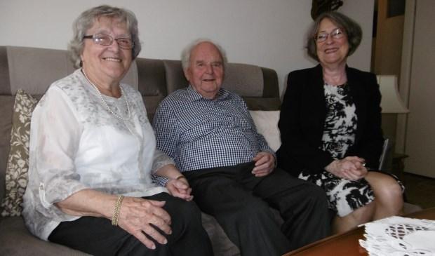 Steina en Carel Jenssen zijn al 65 jaar een paar.