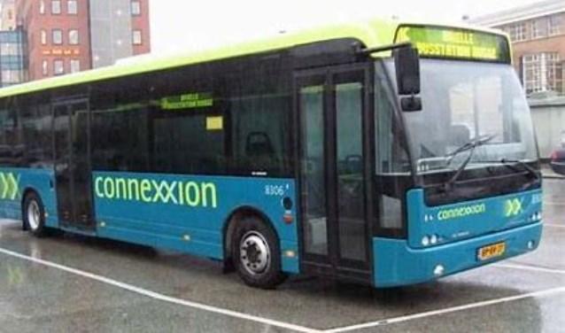 Donderdag 4 januari rijden er geen bussen in de regio