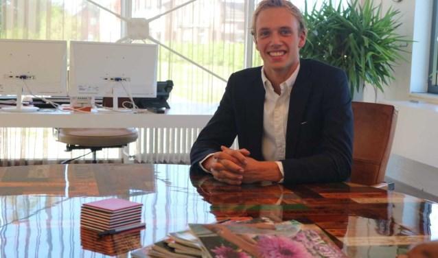 'CEO for 1 Day' is een initiatief van LTO Glaskracht en HortiHeroes.
