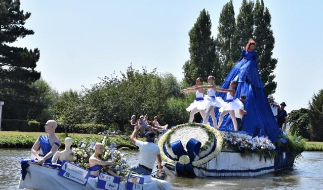 Het Varend Corso trekt komend jaar op 2, 3 en 4 augustus door de Zuid-Hollandse wateren.