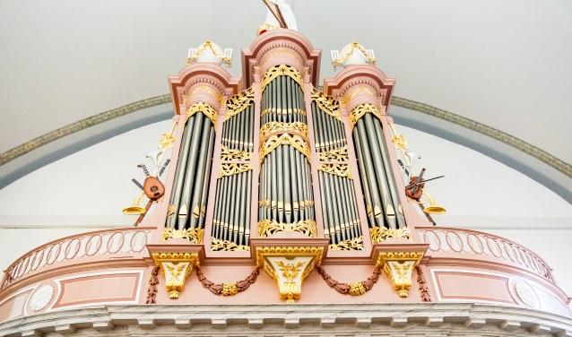 Organist Paul Kieviet: 'Het Meere-orgel is de beste keuze voor de Goldbergvariaties'
