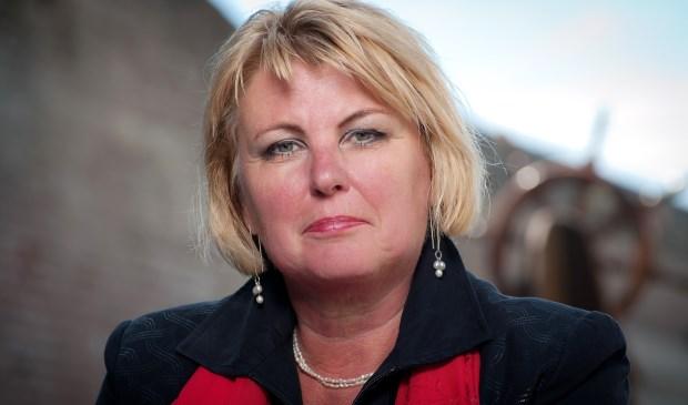 Mieke Bakker: gezwicht voor chantage