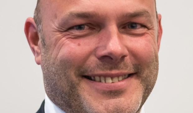 Wethouder ArendJan van der Vlugt