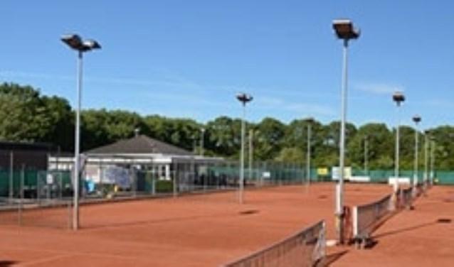 Het tennispark van TV Menheerse was afgelopen week het decor van het traditionele veteranentoernooi.