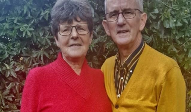 46 jaar lang gaven Kees en Wil de Werker les in hun dansschool