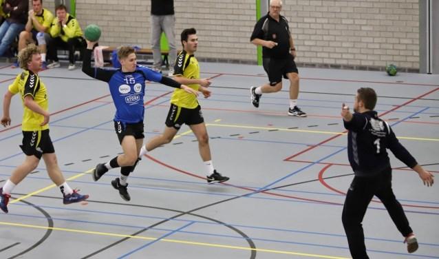 De mannen van HVOS hadden bijna geen moeite met Schielicht Ventura uit Schiedam en wonnen zondag met 31-17.